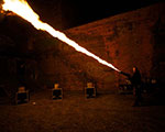 Liquid Flame Thrower - Rock Video